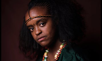 John Delaney's Portraits of Ethiopian Girls Who Code