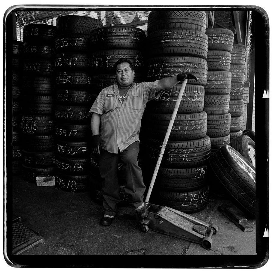"© David ""Dee"" Delgado and Michael Kamber/Bronx Photo League"