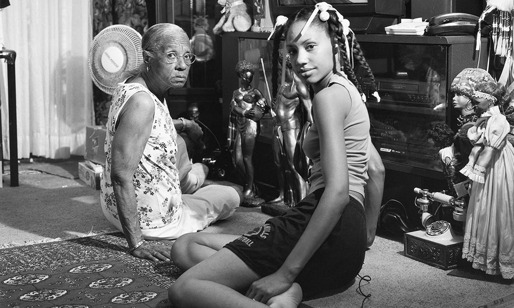 LaToya Ruby Frazier Pictures an American Steel Town Through a Family Album