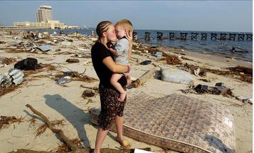 Instagram Takeover: Nick Oza Looks Back on Hurricane Katrina's Destruction