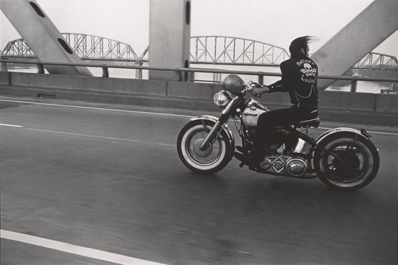 Danny Lyon's First Major Retrospective Opens at the Whitney