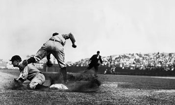 Charles M. Conlon's Iconic Photos Of Baseball's Golden Era Up For Auction