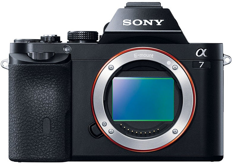 Hands on With the Sony Alpha 7