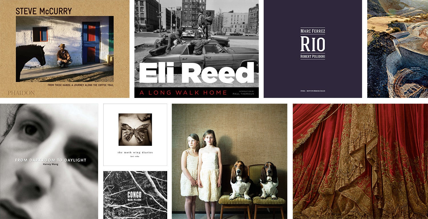The 10 Best New Photography Books of Summer 2015