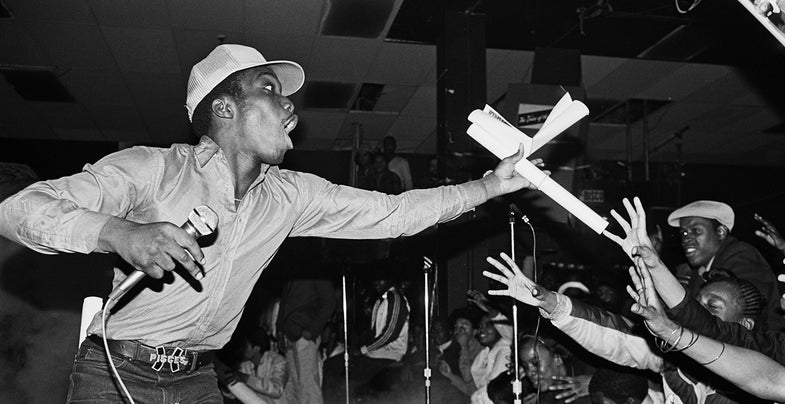 Photographing the Birth of Hip-Hop
