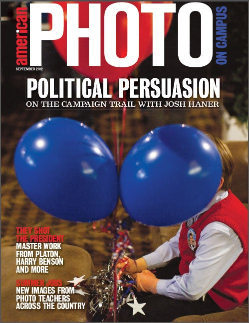Download the Latest Issue of American Photo On Campus