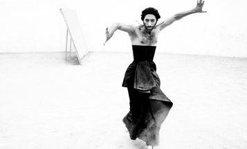 Ruven Afanador's Captivating Portraits of the Men of Flamenco