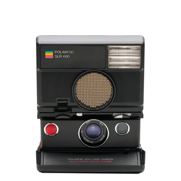 Impossible Project Refurbished 600 Type Polaroid Cameras