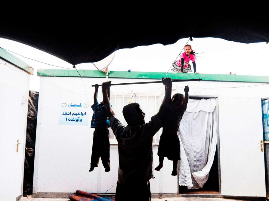 See Refugee Life Through the Lens of Syrian Youth