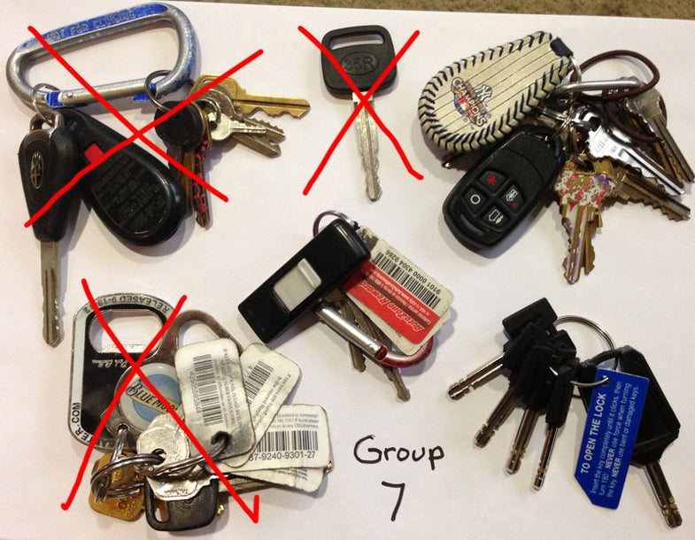 The Lost and Found Items of a Half-Million Coachella Goers, Photographed