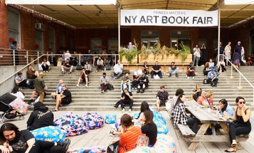 Our Favorite Titles from the 2016 NY Art Book Fair