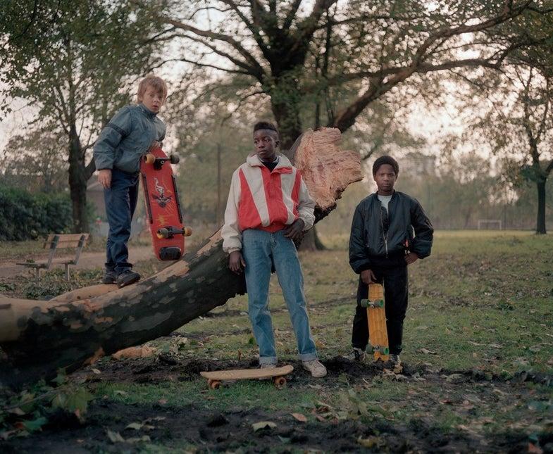 Behind the Notes: Chris Dorley-Brown's London Skater Boys Circa 1985