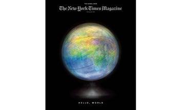 How Matthew Pillsbury Shot His New York Times Magazine Relaunch Cover