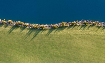 Instagram Takeover: Zoe Wetherall's Aerial Art