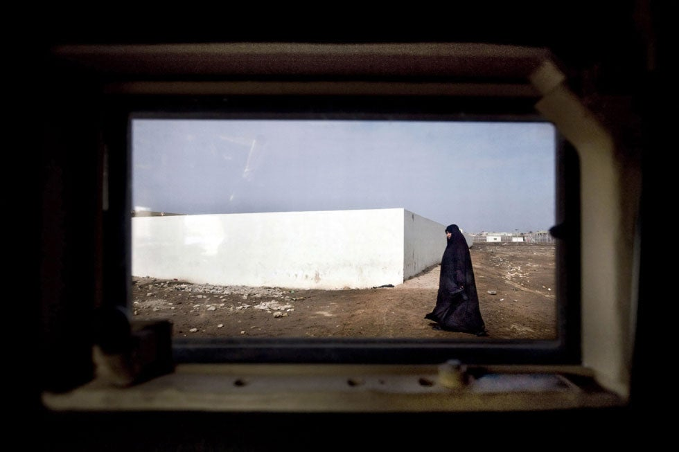 """Q&A: Benjamin Lowy on His New Book """"Iraq 