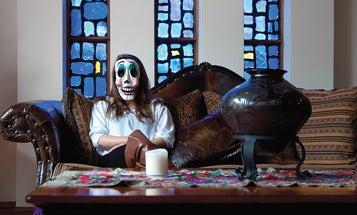 Moniza Lozano: Crossing Over