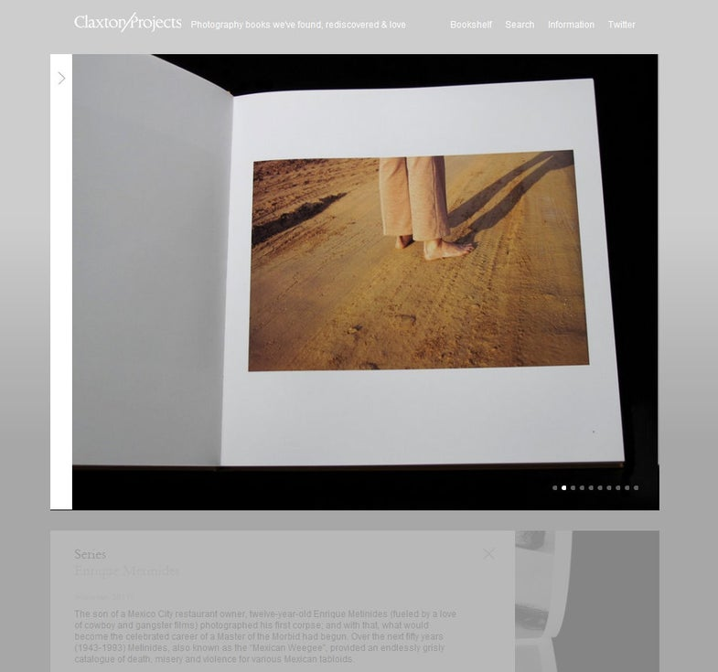 2012 Is the Year of Photobooks Online