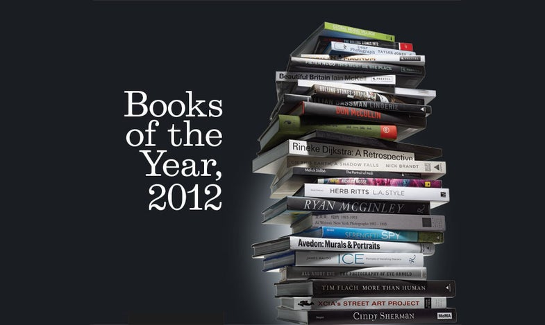 The Best Photo Books Of 2012
