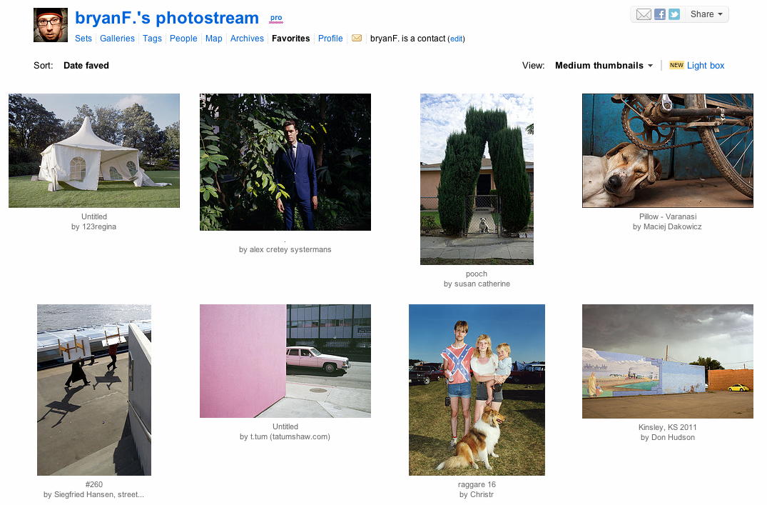 How To Find Great Photography on Flickr