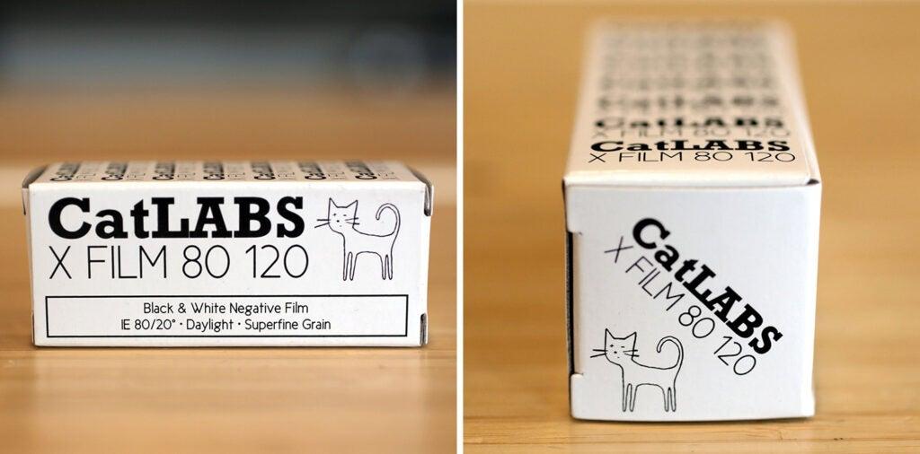 CatLabs Film boxes