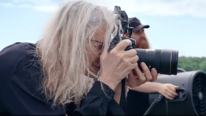 Annie Leibovitz Shoots the New Lincoln Continental Campaign