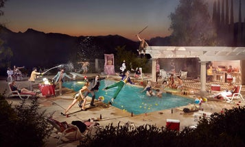 Ryan Schude's Cinematic Photos Pack the Energy of Feature Films into Single Frames