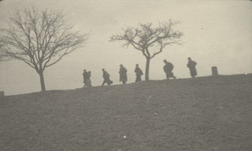 1000 Photos by a Japanese-American WWII Draftee
