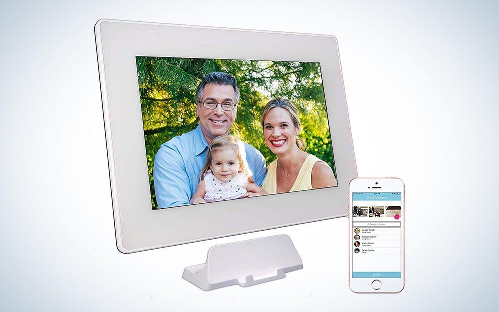 WiFi Cloud Digital Picture Frame