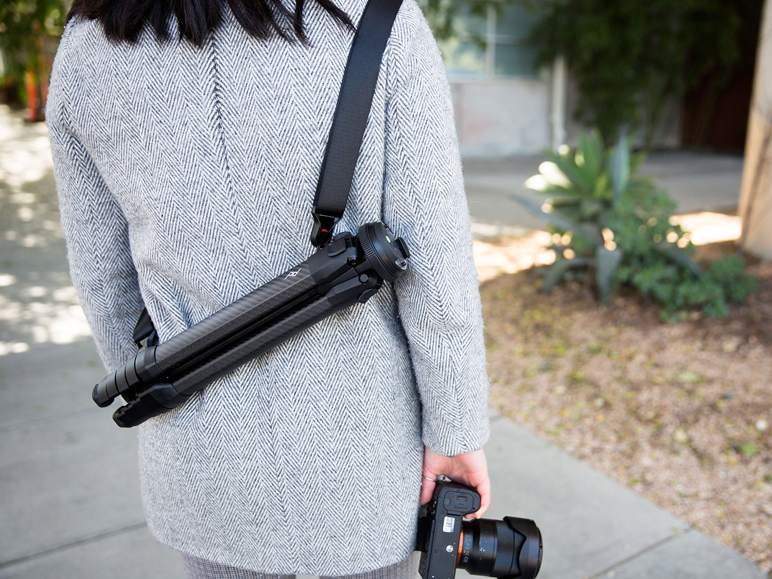 Peak Design is reimagining the travel tripod