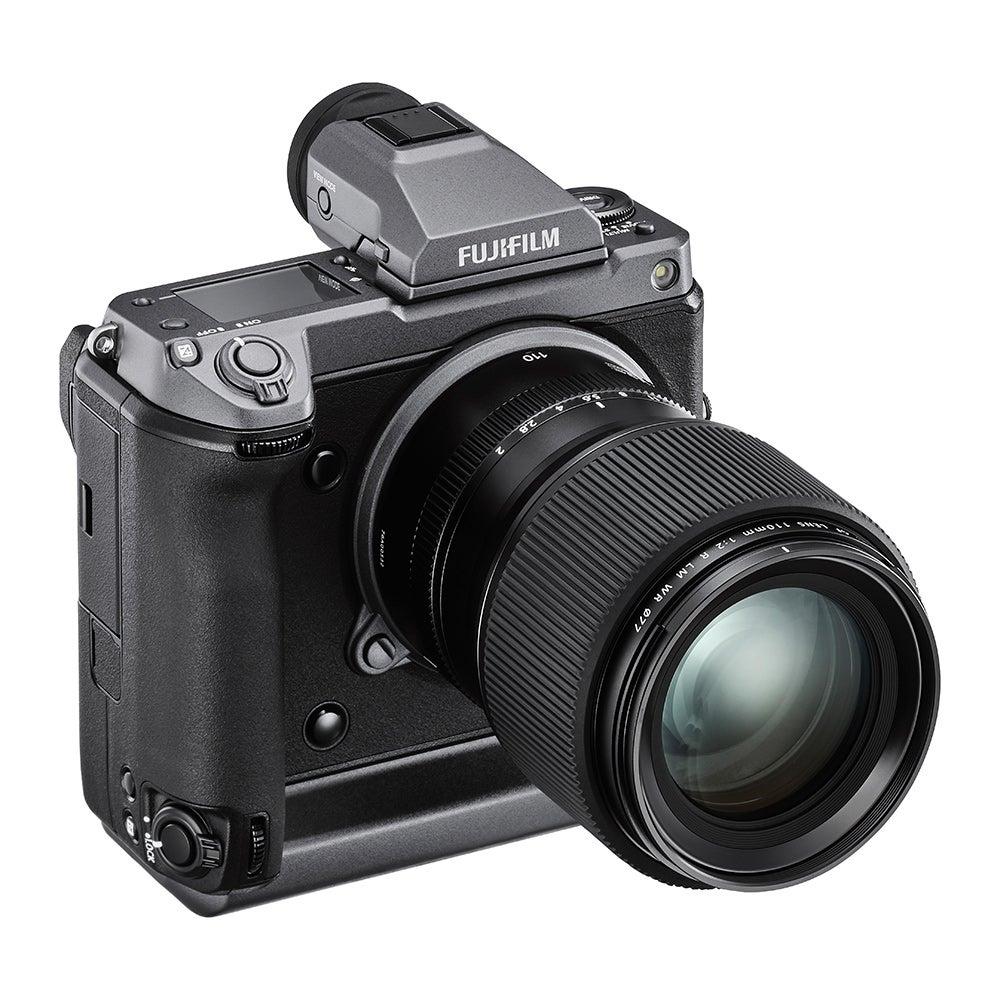 The $10,000 Fujifilm GFX100 has a 100 megapixel, medium format sensor