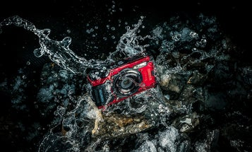 The Olympus TG-6 bulks up its underwater photography features