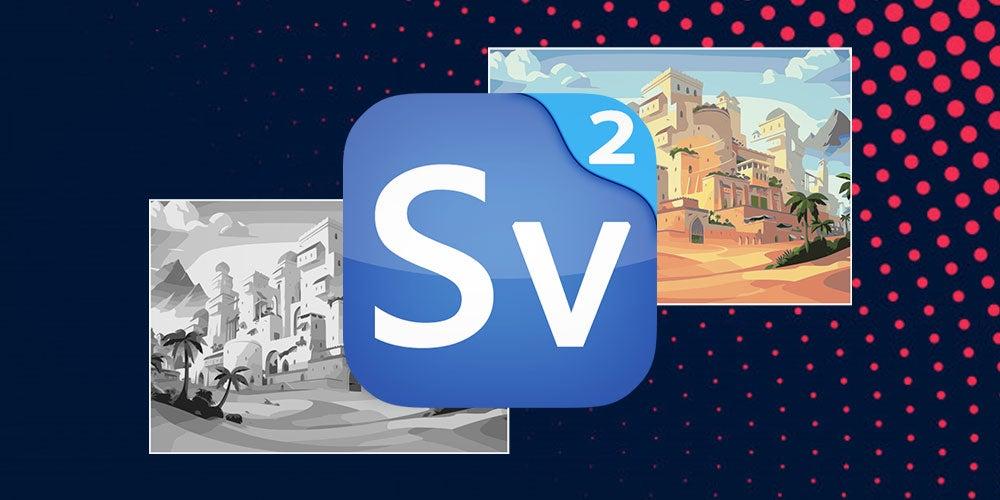 This genius app automatically traces vectors