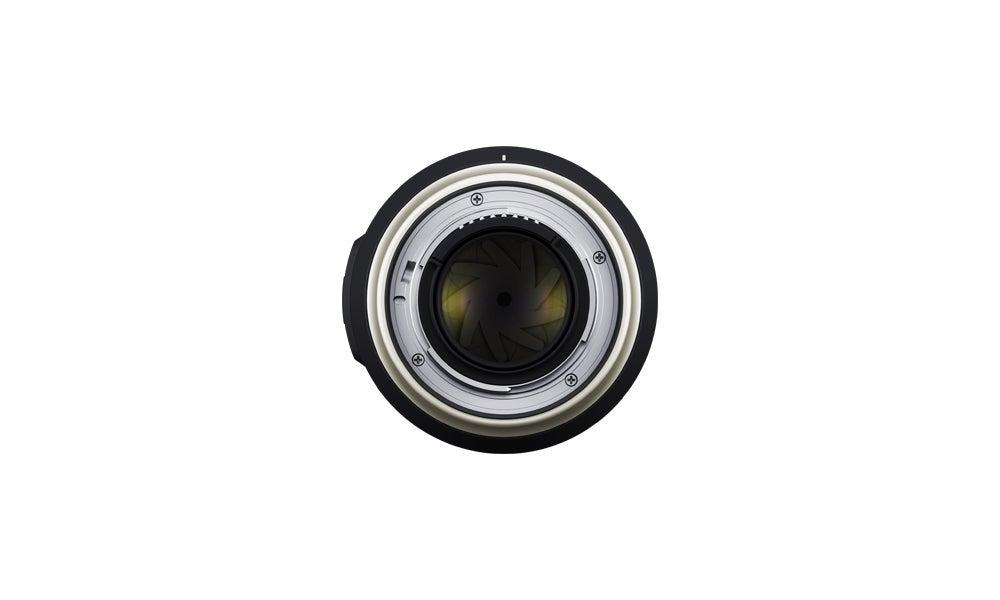 Nikon mount for Tamron lens