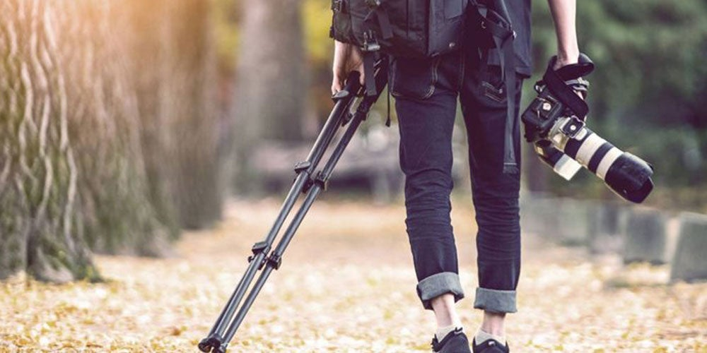 Become an expert photographer and videographer with these courses