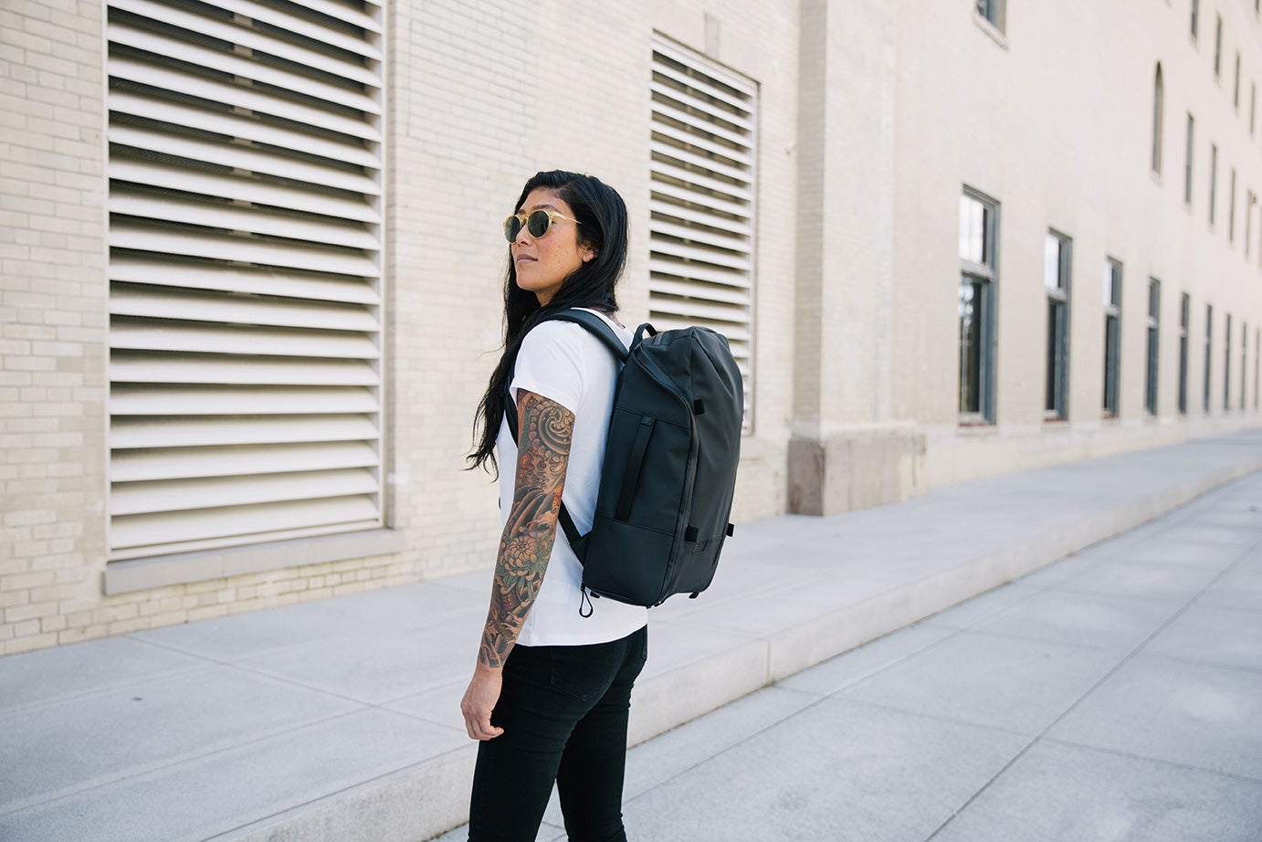 WANDRD's Duo Daypack is a daypack with plenty of extra pockets
