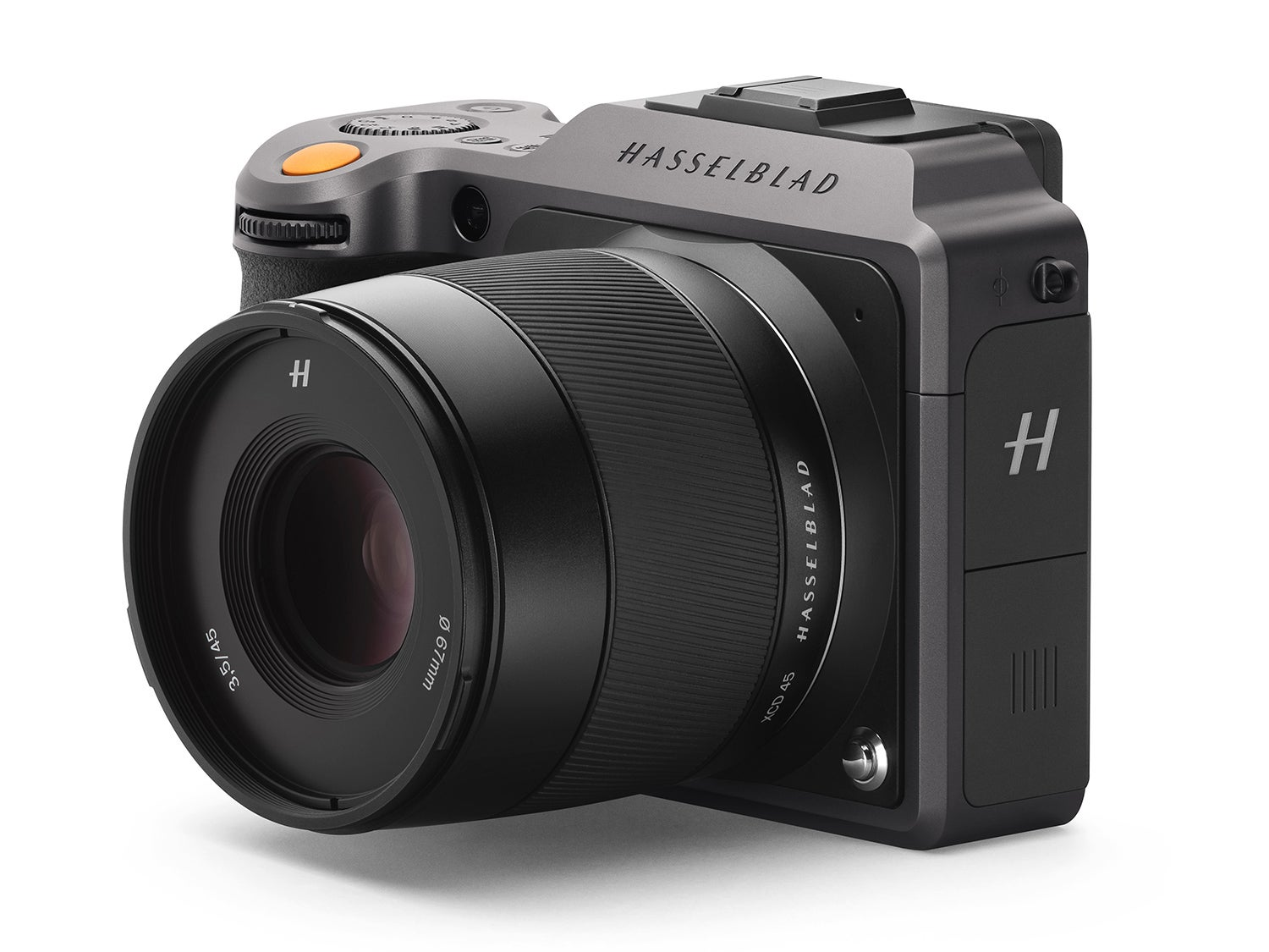 The Hasselblad XID II-50c medium format camera is faster, cheaper