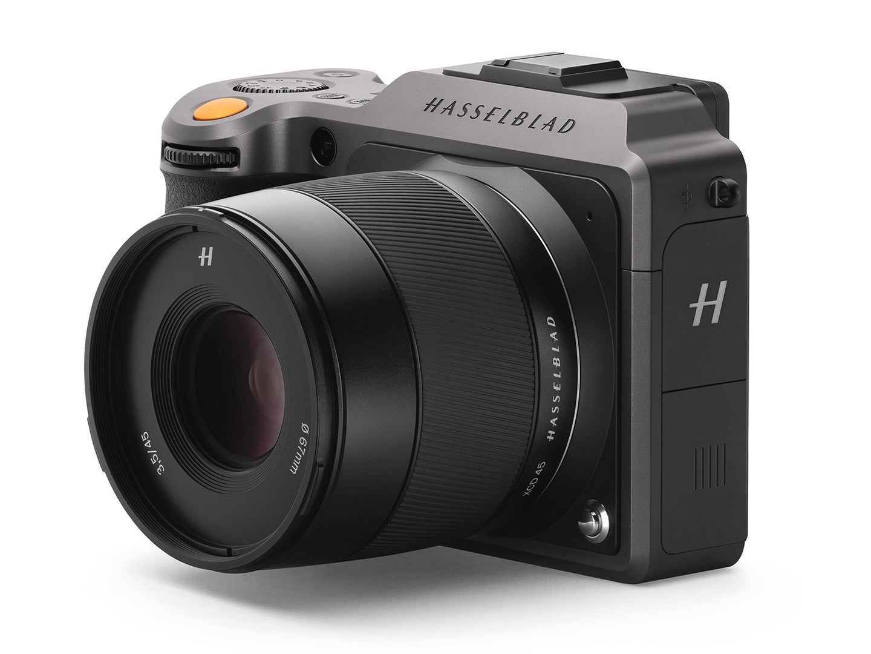 The Hasselblad XID II-50c medium format camera is faster, cheaper