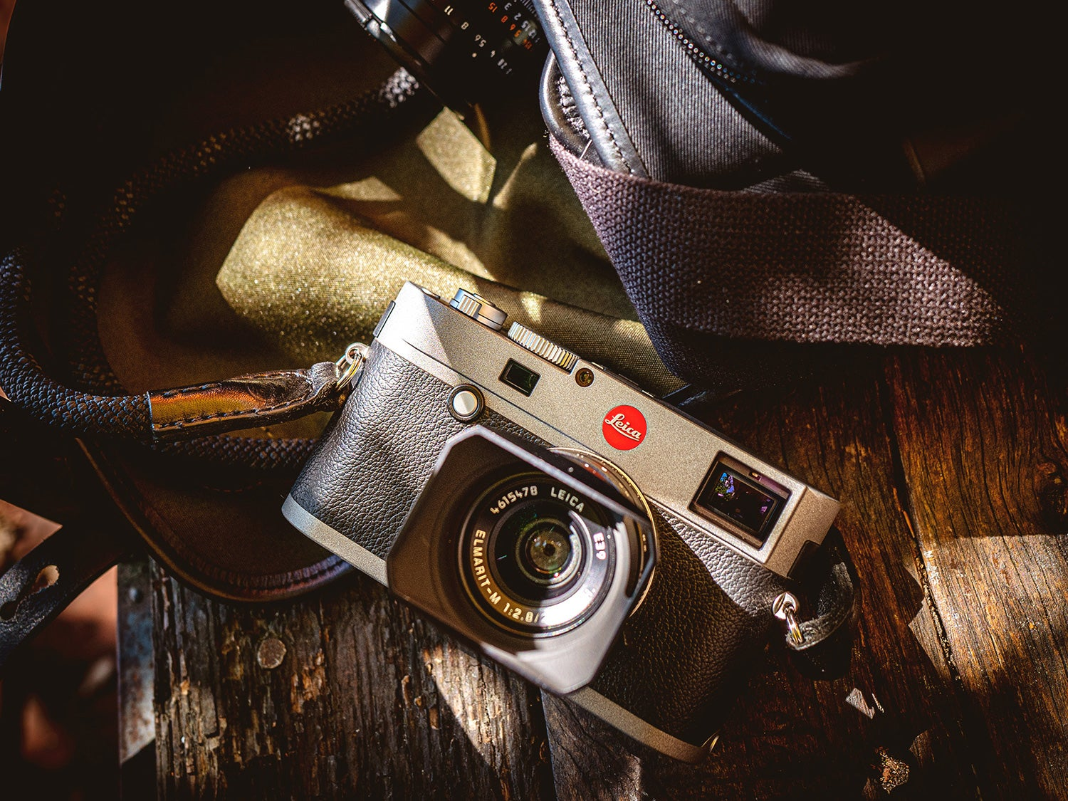 Leica's M-E (Typ 240) is a more budget-friendly rangefinder