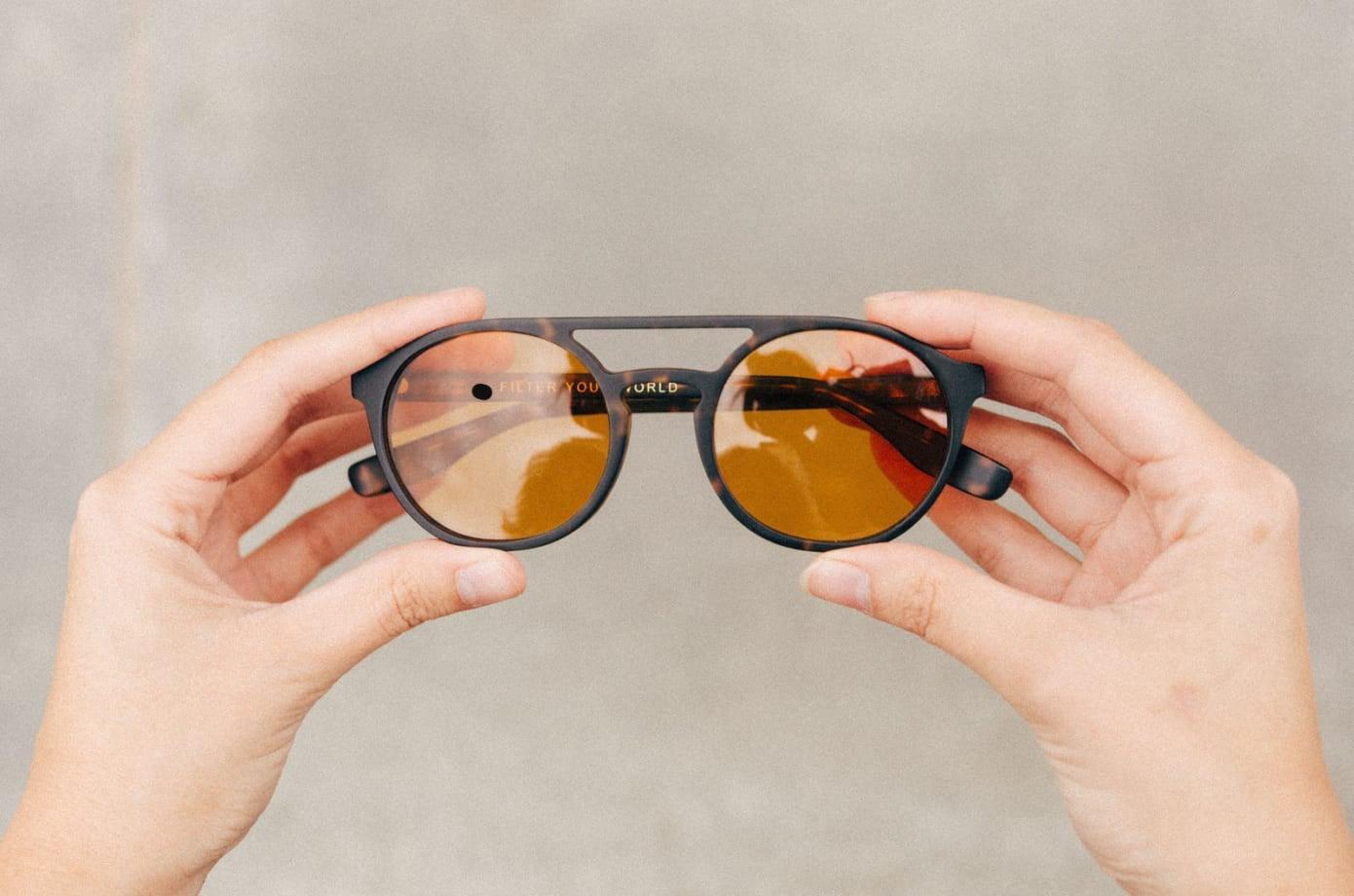Spectachrome sunglasses