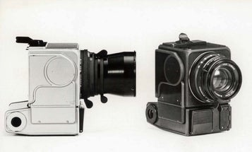 Read Hasselblad's vintage press release from when its cameras first went to the moon