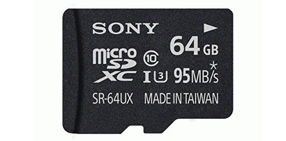 Sony Micro SD