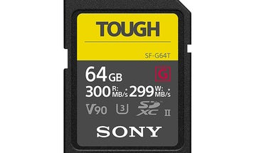 The best memory cards for photographers