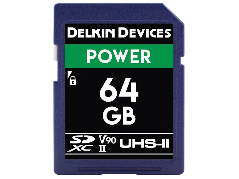 Delkin Devices Power