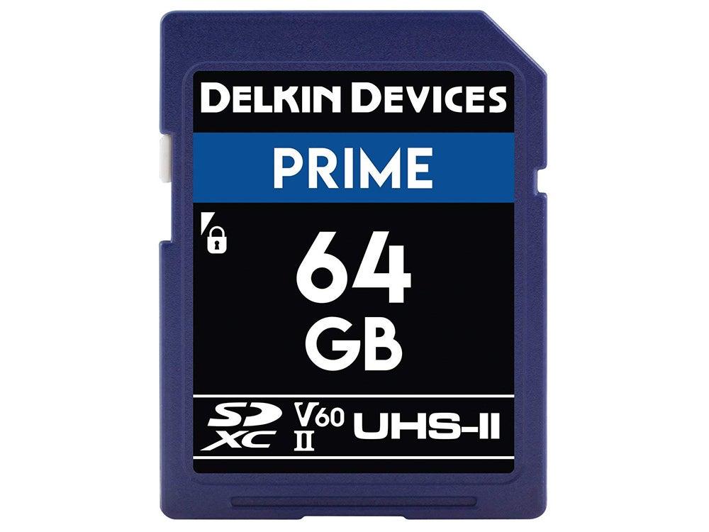 Delkin Devices Prime