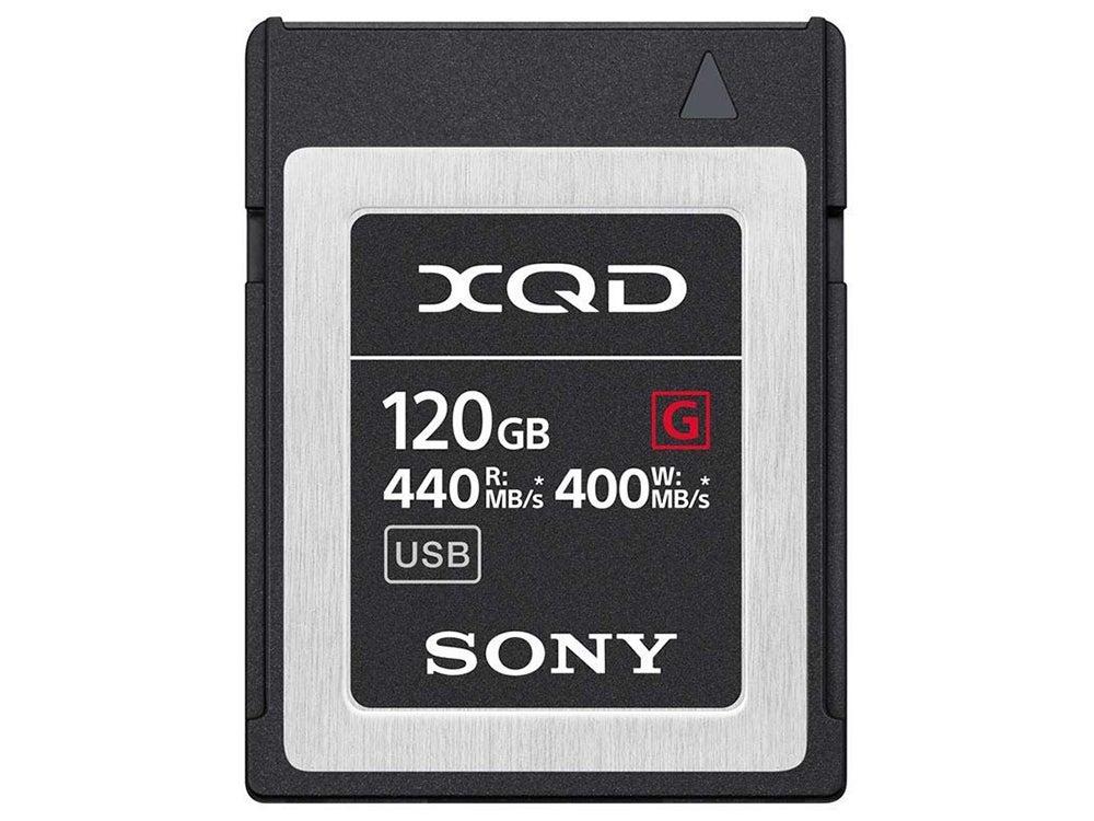 Sony XQD G-series