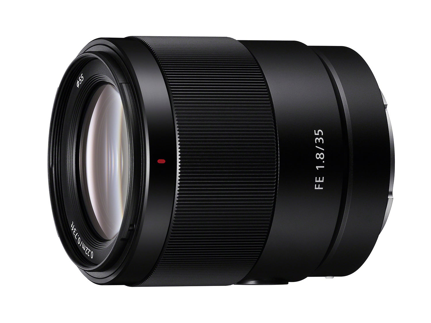 Sony's new FE 35mm F1.8 is a super fast and super light prime lens
