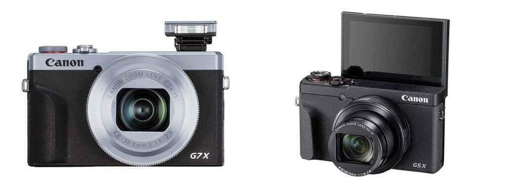 G7xIII and G5XII Cameras