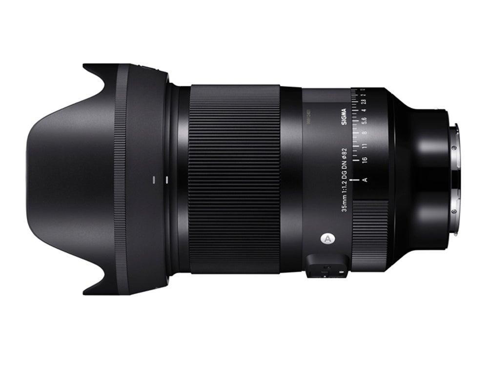 35mm Art lens