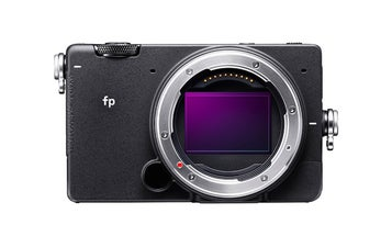 The new Sigma fp is the smallest full-frame camera