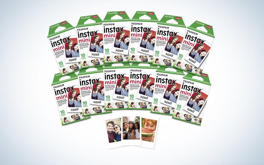 120 pack of Fujifilm Instax Mini Instant Film